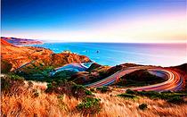 玩美暑价 <驾到美国>天天发团 美国加州1号公路+纳帕+优胜美地10天自驾行