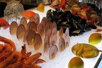 冲浪者天堂黄金海岸歌颂传奇酒店寓言餐厅海鲜自助晚餐