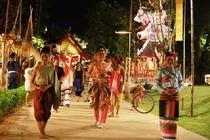 民俗文化五族文化城堡 / 芭堤雅泰国文化艺术村