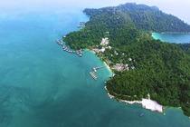 马来西亚旅游吉隆坡蚌壳岛4天3夜自由行丛林徒步皇室度假胜地