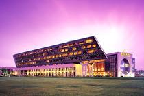 苏州金鸡湖新罗酒店豪华(大/双床)房+豪华双人早餐