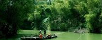 100%纯玩|蜀南竹海避暑佳地|宿景区内l二环内包接|去天然氧吧吸吸氧二日游