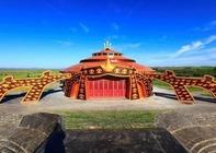 坝上草原精华两日游,孙德林农家院游乐场13个项目、骑马、大汗行宫游