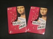 巴黎博物馆通票4日
