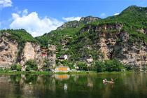 清凉一夏,假期好去处!北京十渡风景区套票+住宿1晚 十渡漂流、孤山寨联票!