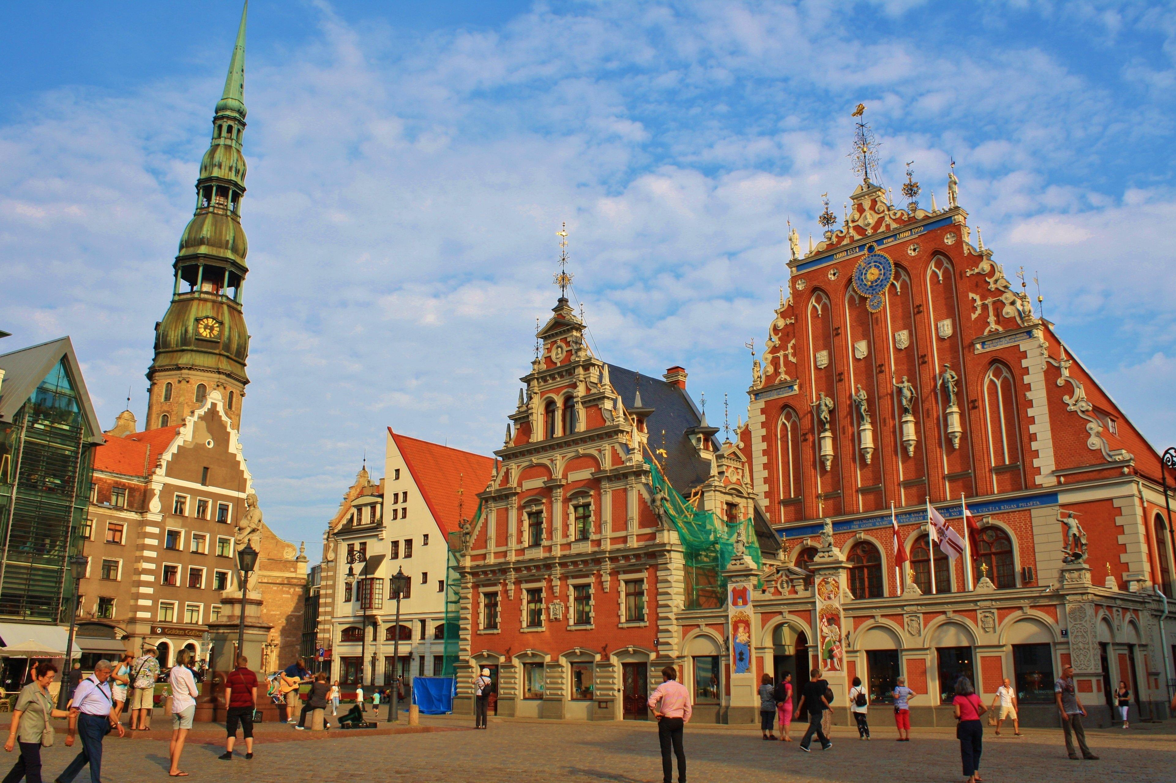 立陶宛维尔纽斯+拉脱维亚里加+爱沙尼亚塔林+赫尔辛基9日7晚自由行·不一样的欧洲 波罗的海3国 穿越之旅|可选WIFI翻译机