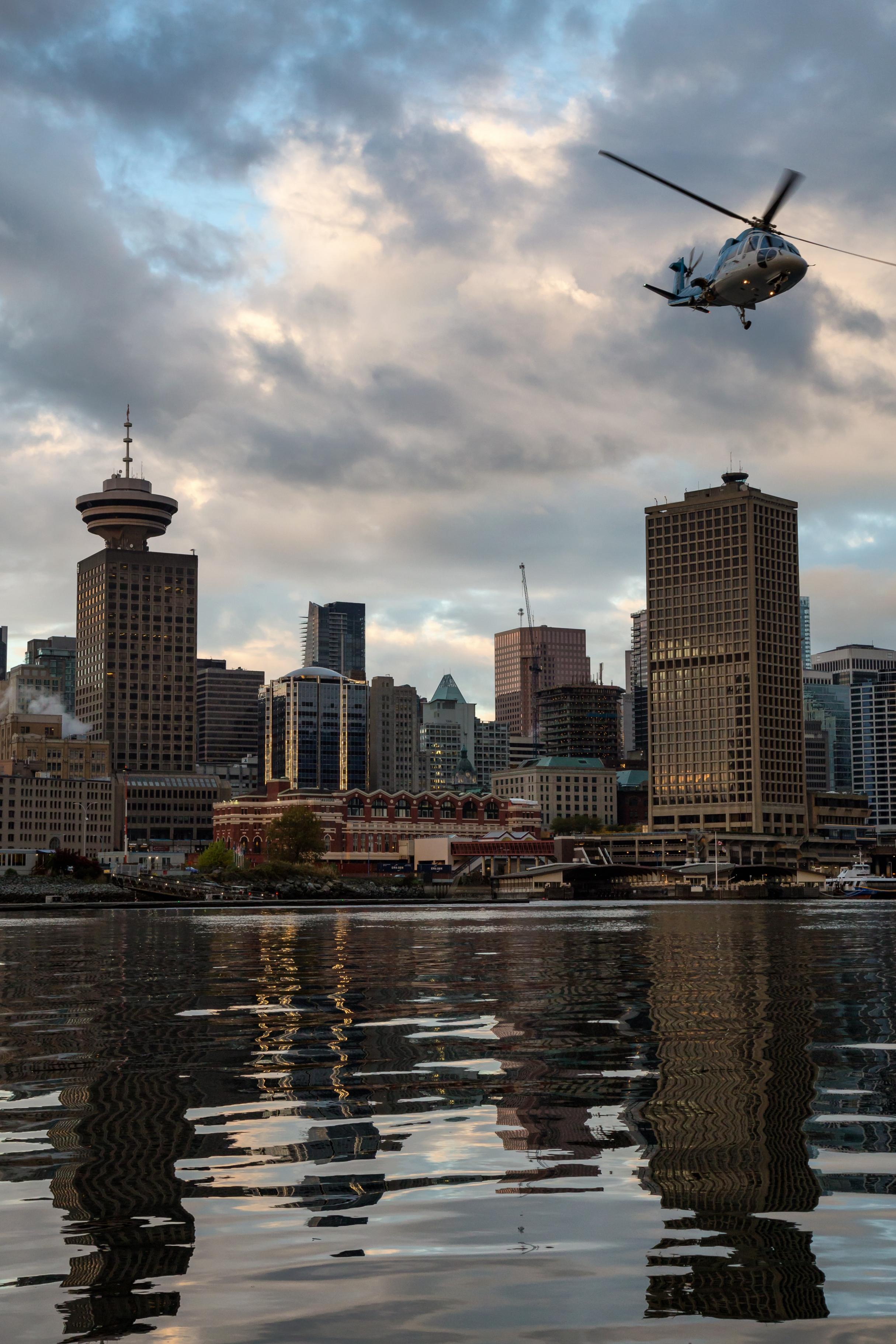 加拿大温哥华+多伦多自由行·14日往返 温进多出 含内陆航班