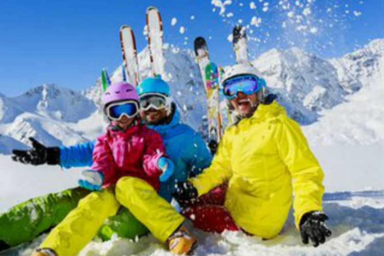 兴隆山滑雪1日游(滑雪套票+往返车位)价格优惠 多种套餐任您选