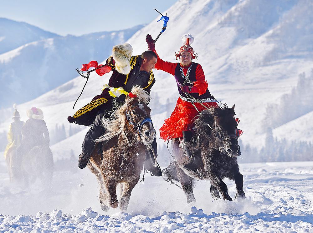 乌鲁木齐出发丝绸之路国际滑雪场纯玩一日游--全国冬季运动会比赛场地 天天发团