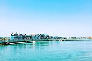 🔥小马尔代夫-月坨岛丨漫步金沙滩+宿水上木屋+海岛温泉_休闲浪漫海岛两日游