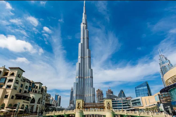迪拜哈利法塔观景台门票