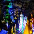 泰安地下溶洞—泰山地下大裂谷纯玩一日游 含大裂谷门票 (含漂流)含往返车费