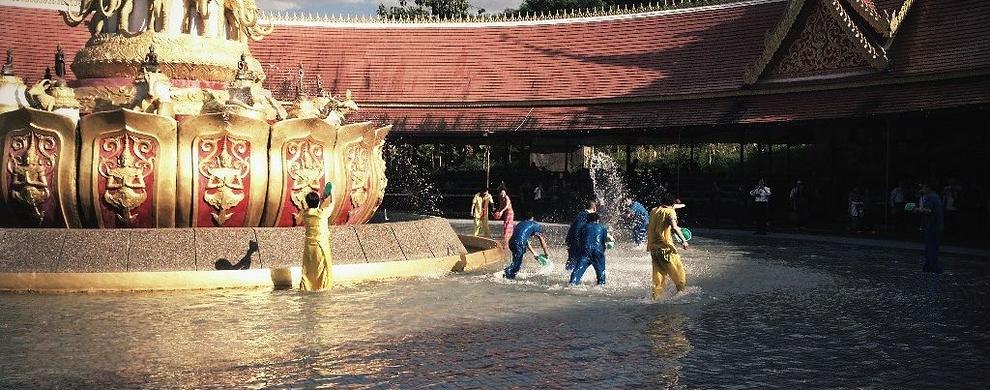 西双版纳勐泐文化旅游区  第4张